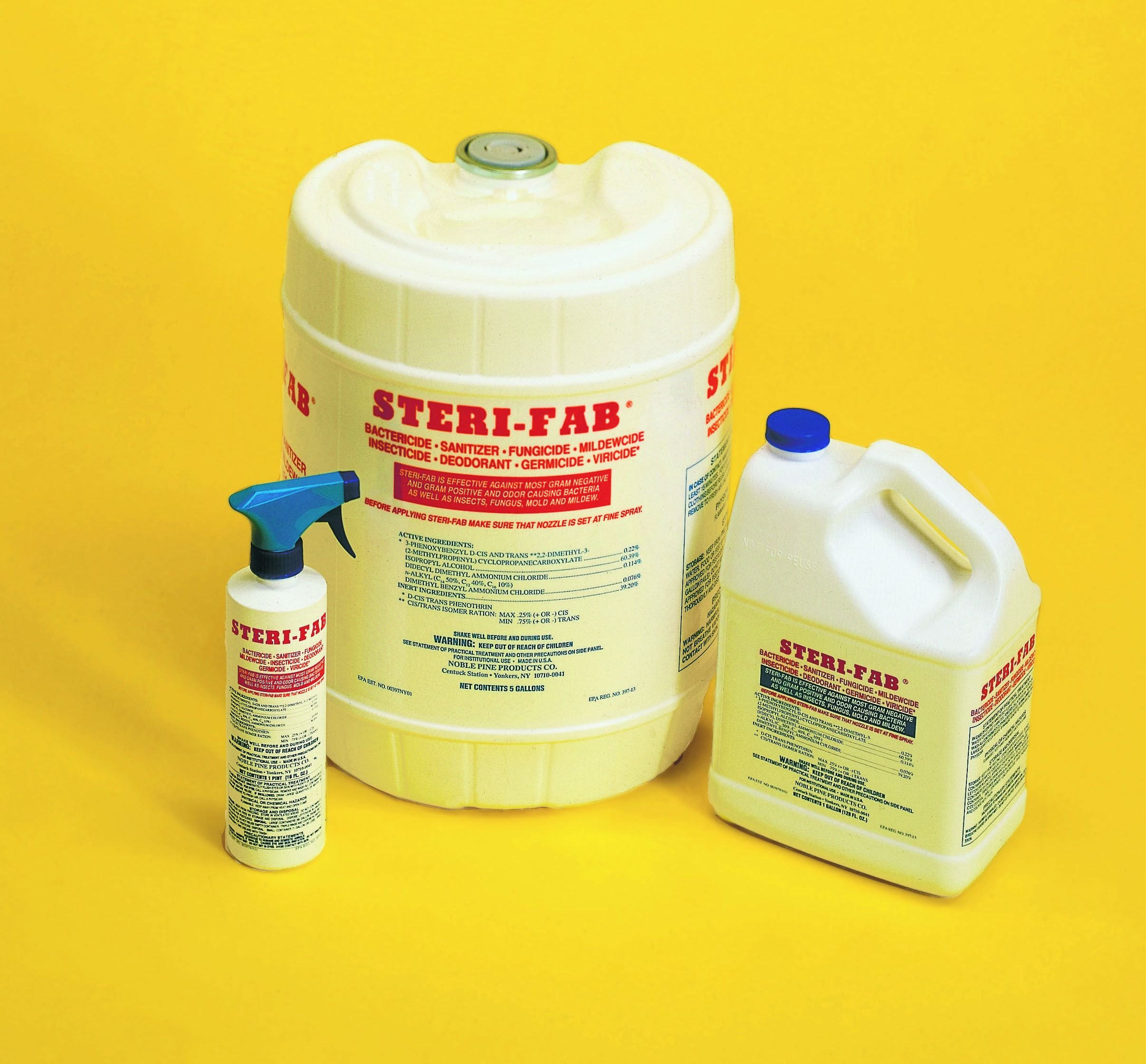 STERI-FAB Disinfecting Solution