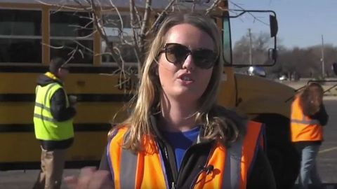 In a video from Wichita Public Schools, a First Student training manager explains what it takes...