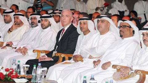 The conference was developed in a partnership between the Roads and Transport Authority in Dubai...