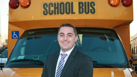 Michael Martucci launched Quality Bus Service shortly after graduating from college, and he...