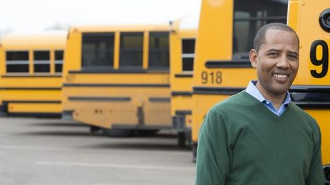 From Cab Driver to CEO: An Ethiopian Immigrant's Drive for School Bus Success