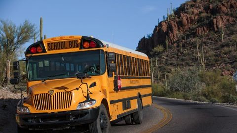 McKinney Sees Longer Bus Life, Diesel Dedication