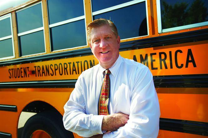 School Bus Contractor Has a Plan