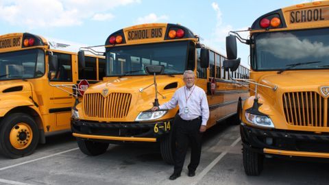 The School District of Escambia County (Fla.) has seen a decline in the number of minor school...
