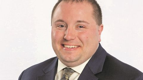 Adam Mayo has taken an active role in helping to craft state legislation that would toughen laws...