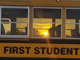 Also Noteworthy: Marc Austin, a driver/trainer for First Student in Omaha, Nebraska, caught a...