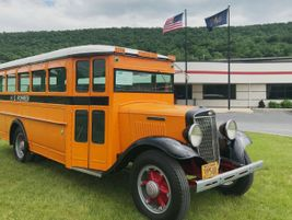 Also Noteworthy: Rachel Sautner of Rohrer Bus in Duncannon, Pennsylvania, took this shot of an...