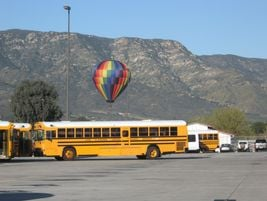 An Honorable Mention was submitted by Jo Ann Allen of Lake Elsinore (Calif.) Unified School...
