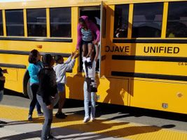 Also Noteworthy: Tom Altman of Mojave (Calif.) Unified School District captured an image of...