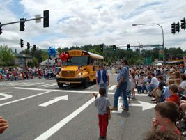 Connie Noll of Northshore School District in Bothell, Wash., was the final honorable mention...