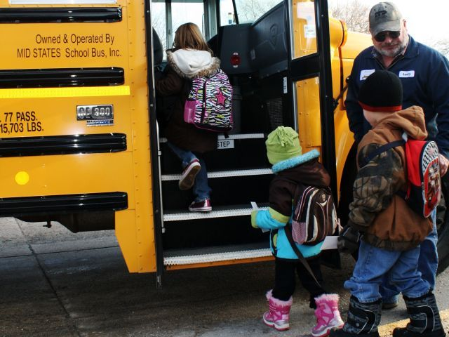 This photo earned honorable mention for Ashley Reynolds of Mid States School Bus Inc. in Wayne, Neb.