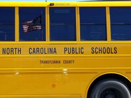 Winner: A spur-of-the moment shot, Kevin Smith ofTransylvania County Schools in Brevard, North...