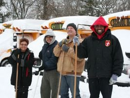 This shot from Louise Flynn of Nassau Board of Cooperative Educational Services in Garden City,...