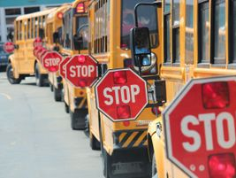 This photo from Joyce Wilcox of Salamanca (N.Y.) City CentralSchool District was selected as a...