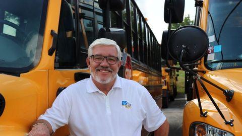 School Bus Veteran Don Kincaid Makes Old School New Again
