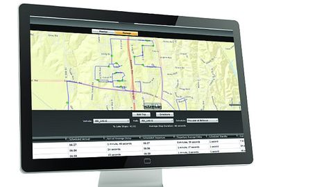 Routing Solutions Target Transportation Efficiency