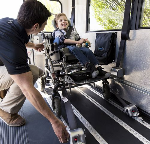 6 Steps for Securing Students in Wheelchairs