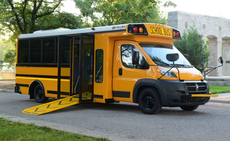 New Low-Floor Bus Ramps Up Accessibility