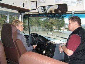 One-on-one, behind-the-wheel sessions allow trainers to evaluate driver skills and coach them to change any bad habits. Experts recommend annual evaluations.