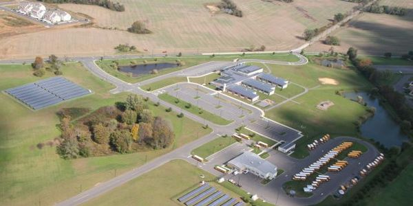 Medford Township Public Schools has solar roof and ground arrays at seven locations, including...