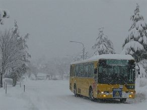 Photo by Christopher Zeitvogel, DoDEA-Pacific Misawa (Japan) Student Transportation Office