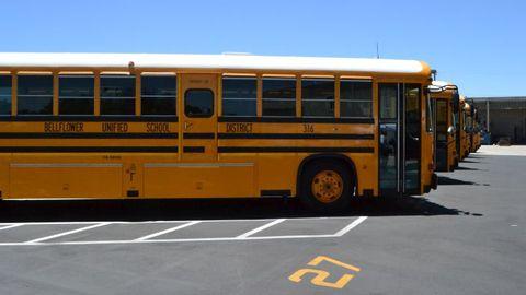 A Shining Example of School Bus Pride