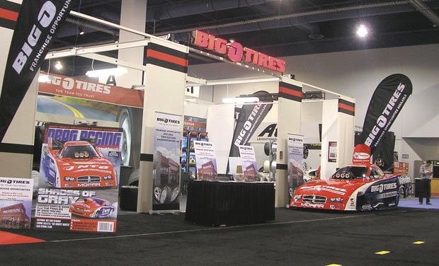 Las Vegas to host industry trade shows