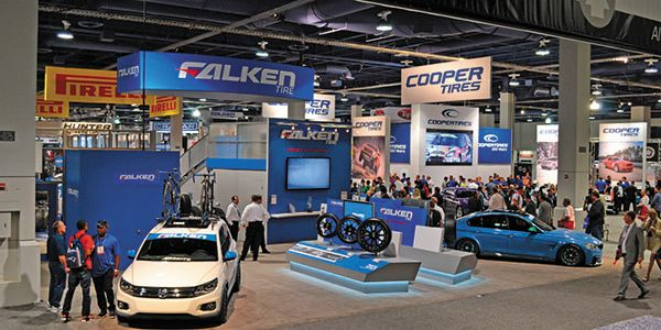 TIA to Celebrate 20th Anniversary of its Global Tire Expo