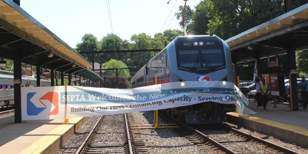 SEPTA bids farewell to retiring locomotives, welcomes the new