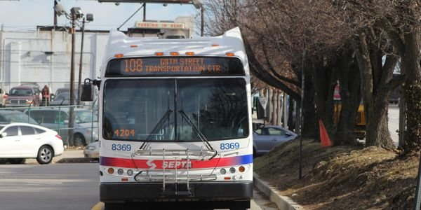 A Southeastern Pennsylvania Transportation Authority bus in service. Photo: SEPTA