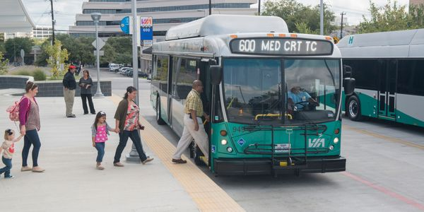 San Antonio transit agency turns to advanced vehicles to protect air quality