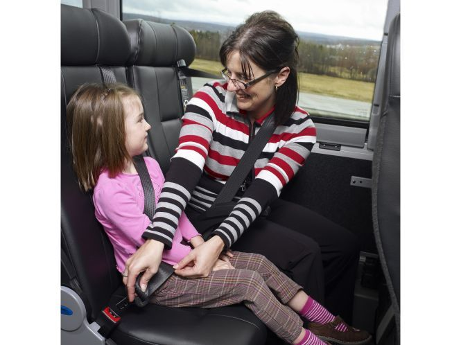 Rulemaking to require seat belts on motorcoaches coming