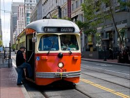 San Francisco's historic streetcar system - Tony Fischer - 2010 - Flickr
