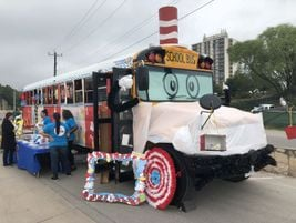 The San Antonio Independent School District (ISD) transportation team transformed one of its...