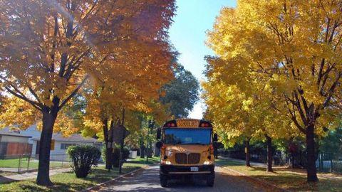 Photo courtesy Sunrise Transportation