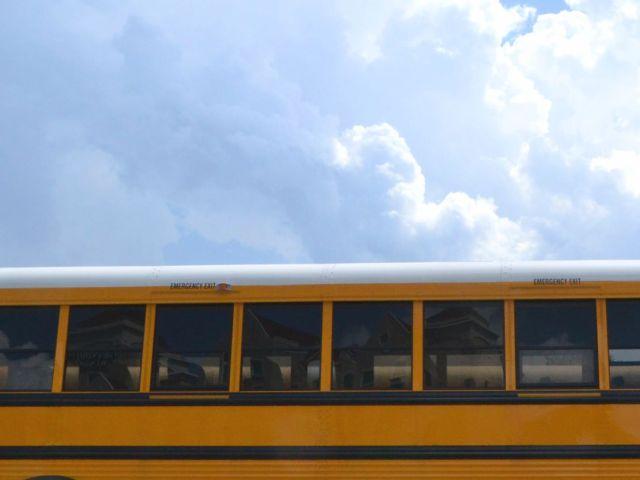 Teen Climbs Through School Bus Roof Hatch, Runs Away From School