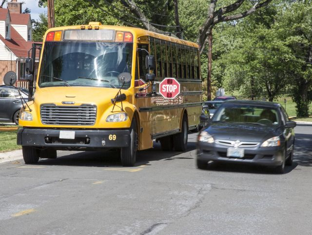National Stop-Arm Survey Counts 78K Illegal Passes of School Buses