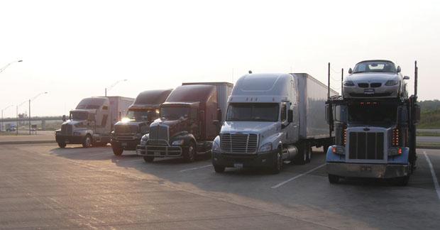 Truck tire market 2014