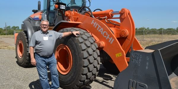 Shawn Rasey says the large volume of bias construction tires in use prompted Continental to...