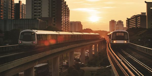 Singapore tops a new urban mobility readiness index, which ranks how prepared cities are to...