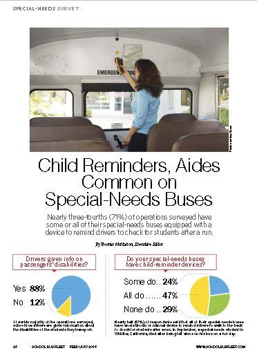 Special-Needs Survey 2016