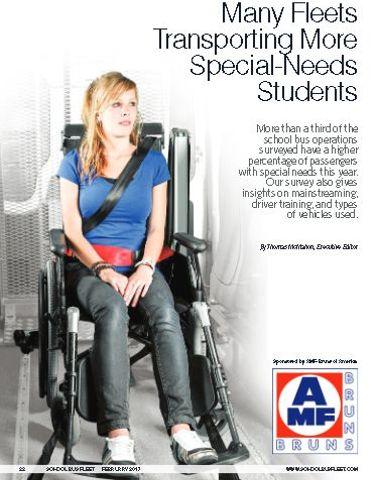 Special-Needs Survey 2017