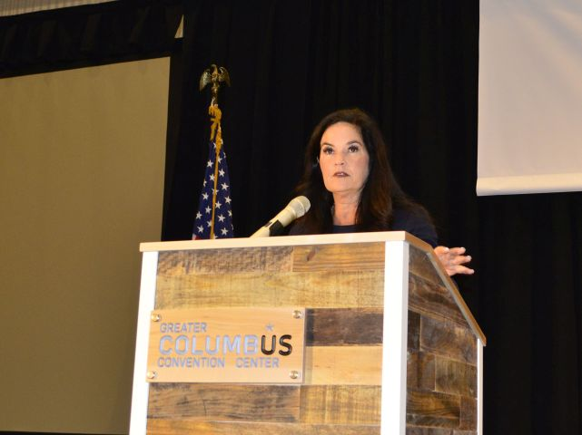 NAPT Keynote Speaker: Stacey Bess on Working With Homeless Students
