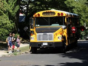 A Virginia legislator has introduced a bill that would add a missing word to the state's regulation on stopping for school buses.