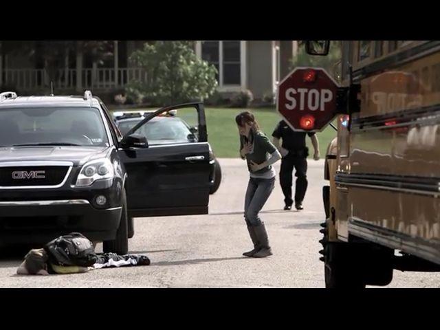 New PSAs depict the dangers of stop-arm running