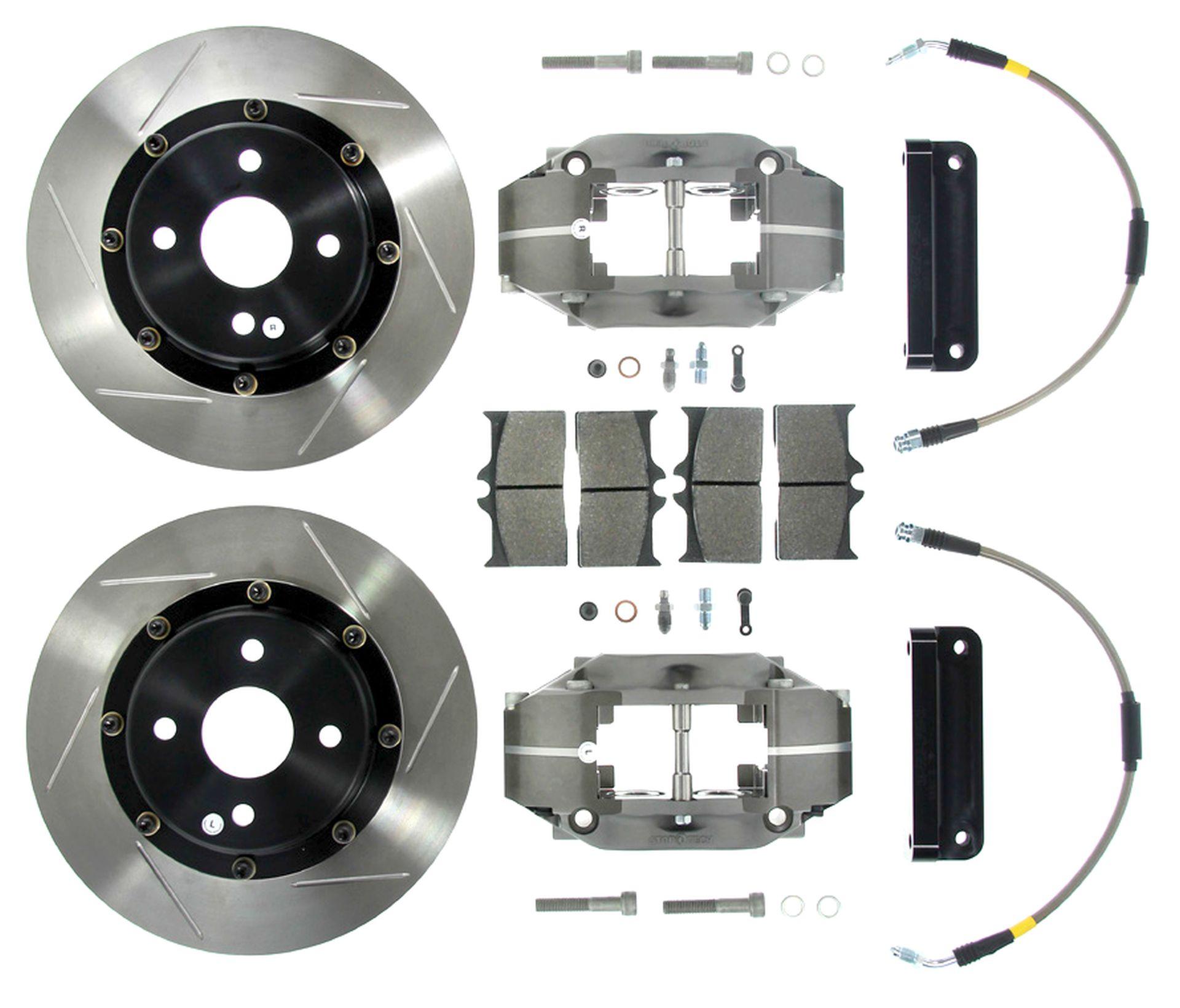Centric Parts Has New StopTech Brake Kits for Mazda Miatas