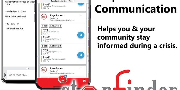 North American school districts can now get Transfinder's Stopfinder Communication app free of...