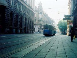 Streetcar - Zagreb, Croatia 2004 - Genial 23 - Flickr