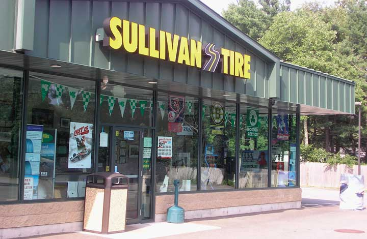 Dealer profile: Sullivan Tire