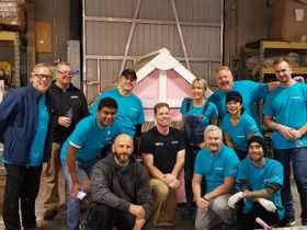 Sumitomo Rubber North America Employees Volunteer for 2 Charities